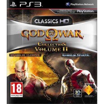 God of War Collection 2 [PS3, английская версия]