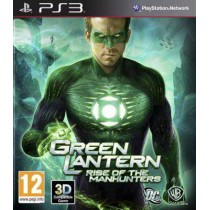 Green Lantern - Rise of the Manhunters [PS3]