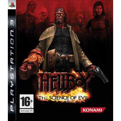Hellboy The Science of Evil [PS3, английская версия]