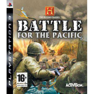 Battle for the Pacific [PS3, английская версия]