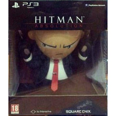 Hitman Absolution (Deluxe Professional Edition) [PS3, русская версия]