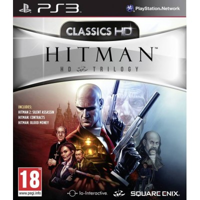 Hitman HD Trilogy [PS3, английская версия]