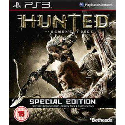 Hunted The Demons Forge - Special Edition [PS3, английская версия]