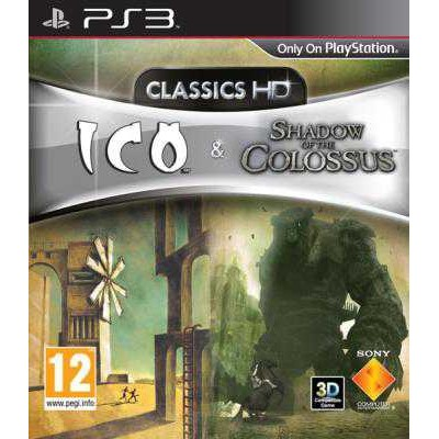 ICO & Shadow of the Colossus Claccics HD [PS3, английская версия]