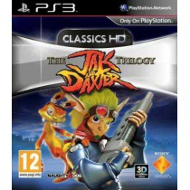The Jak and Daxter the Trilogy Classics HD [PS3]