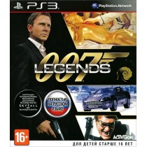 James Bond 007 Legends [PS3, русская версия]
