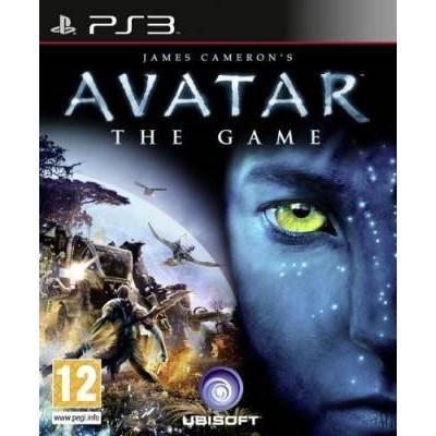 Avatar James Camerons - the Game [PS3, английская версия]