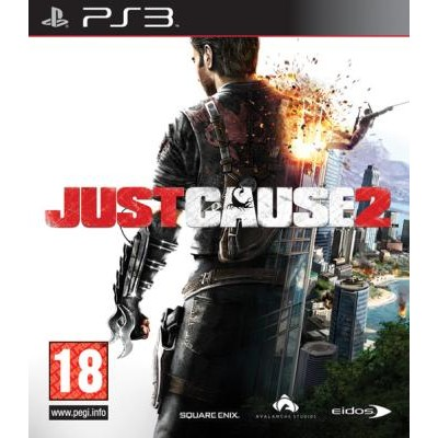 Just Cause 2 [PS3, английская версия]