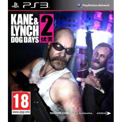 Kane & Lynch 2 - Dog Days [PS3, русская версия]