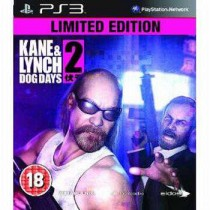 Kane & Lynch 2: Dog Days - Limited Edition [PS3]