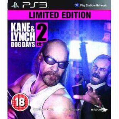 Kane & Lynch 2: Dog Days - Limited Edition [PS3, английская версия]