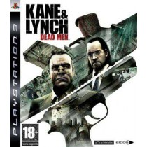 Kane & Lynch: Dead Men [PS3]