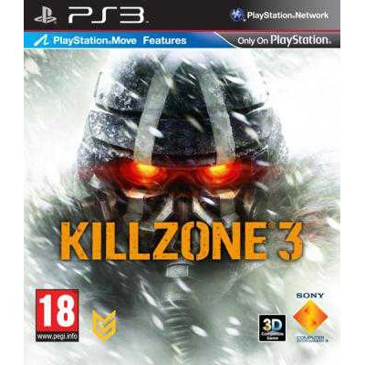 Killzone 3 [PS3, русская версия]