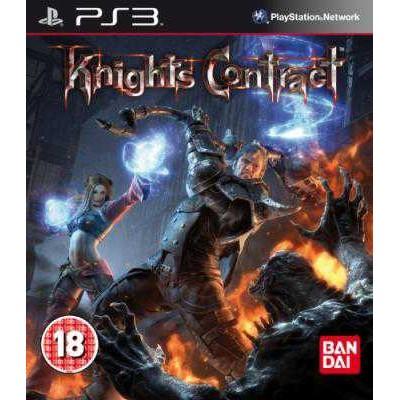 Knights Contract [PS3, английская версия]