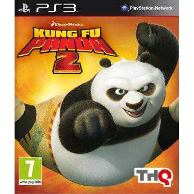Kung Fu Panda 2 [PS3, английская версия]