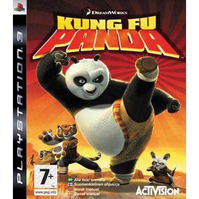 Kung Fu Panda [PS3, английская версия]