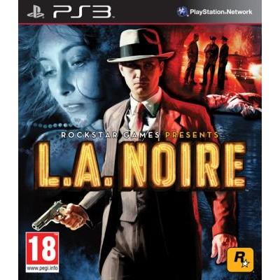 L.A. Noire [PS3, английская версия]