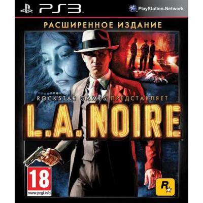 L.A. Noire - The Complete Edition [PS3, английская версия]
