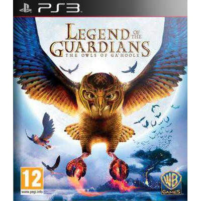 Legend of the Guardians - The Owls of GaHoole [PS3, английская версия]