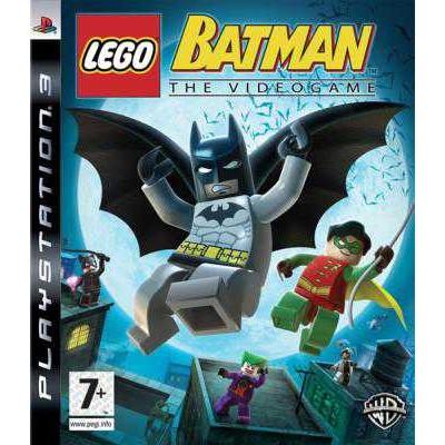 LEGO Batman the Videogame [PS3, английская версия]