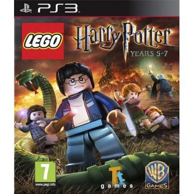 LEGO Harry Potter: Years 5-7 [PS3, русские субтитры]