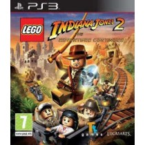 LEGO Indiana Jones 2: the Adventure Continues [PS3]