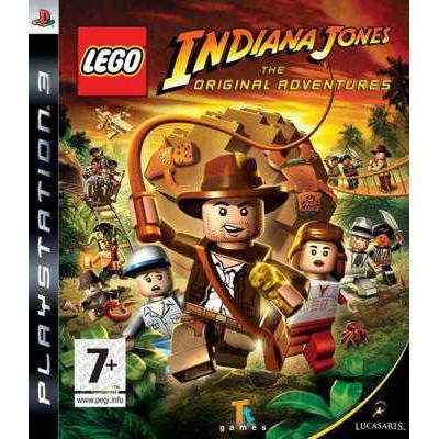LEGO Indiana Jones: The Original Adventures [PS3, английская версия]