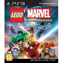 LEGO Marvel Super Heroes [PS3]