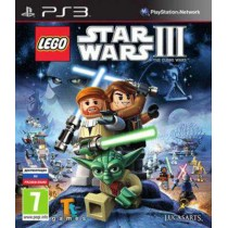 LEGO Star Wars III: The Clone Wars [PS3, английская версия]
