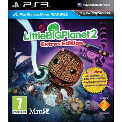 LittleBigPlanet 2 Расширенное издание [PS3, русская версия]