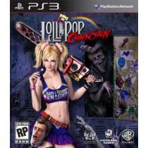 Lollipop Chainsaw [PS3]