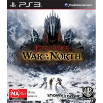 Lord of The Rings: War in the North - Nordic Edition [PS3]