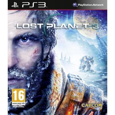 Lost Planet 3 [PS3, русские субтитры]