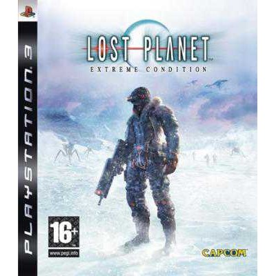 Lost Planet - Extreme Condition [PS3, английская версия]