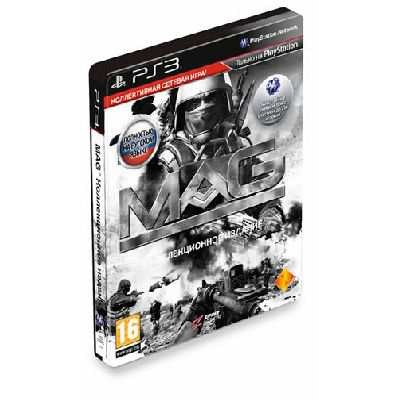 MAG Collectors Edition [PS3, русская версия]