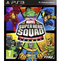 Marvel Super Hero Squad - The Infinity Gauntlet [PS3]