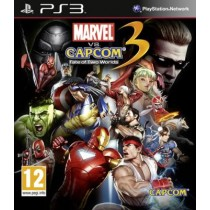 Marvel vs Capcom 3 Fate of Two Worlds [PS3]