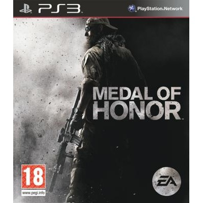 Medal of Honor [PS3, русская версия]