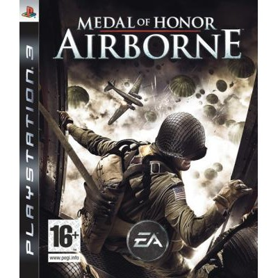 Medal of Honor Airborne [PS3, английская версия]