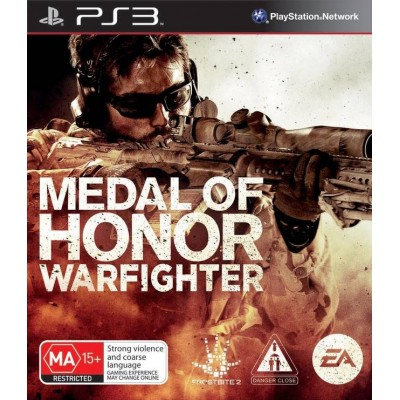 Medal of Honor Warfighter [PS3, русская версия]