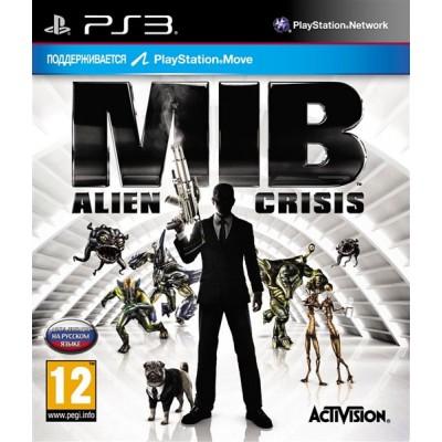 Men in Black Alien Crisis [PS3, английская версия]