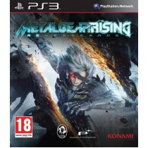 Metal Gear Rising Revengeance [PS3]