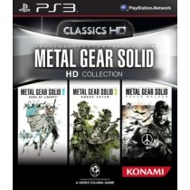 Metal Gear Solid - HD Collection [PS3]