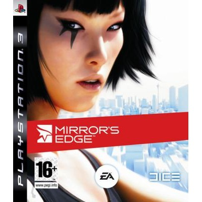 Mirrors Edge [PS3, русская версия]