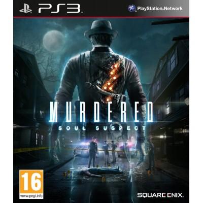 Murdered - Soul Suspect [PS3, русская версия]