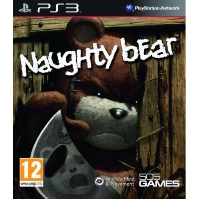 Naughty Bear [PS3, английская версия]