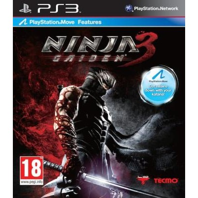 Ninja Gaiden 3 Collectors Edition [PS3, английская версия]