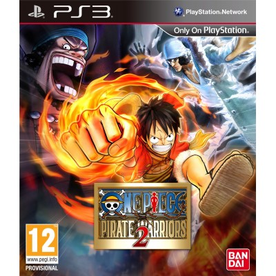 One Piece Pirate Warriors 2 [PS3, английская версия]