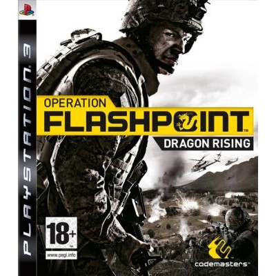 Operation Flashpoint - Dragon Rising [PS3, английская версия]