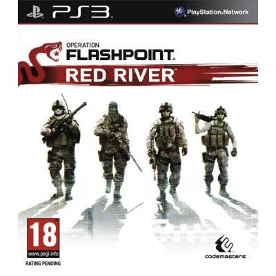 Operation Flashpoint - Red River [PS3, английская версия]